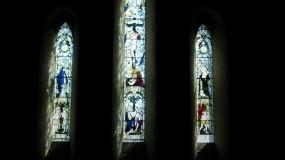 East Window St Peter's Church